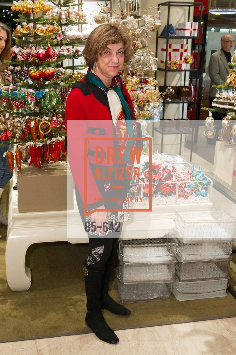 Ludmila Eggleton, Private Holiday Shopping Night presented by Gump's and Domino magazine, Gump's. 135 Post Street, December 10th, 2015,Drew Altizer, Drew Altizer Photography, full-service event agency, private events, San Francisco photographer, photographer California