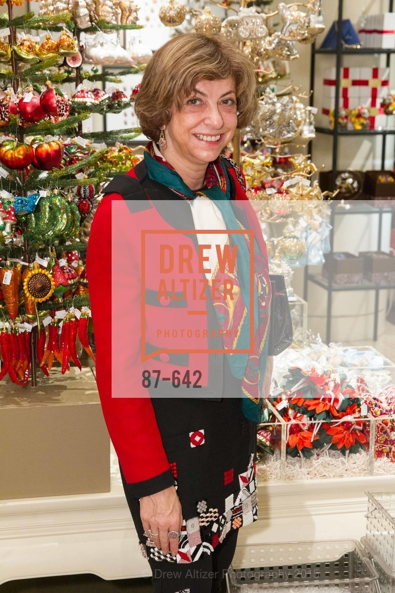 Ludmila Eggleton, Private Holiday Shopping Night presented by Gump's and Domino magazine, Gump's. 135 Post Street, December 10th, 2015,Drew Altizer, Drew Altizer Photography, full-service agency, private events, San Francisco photographer, photographer california