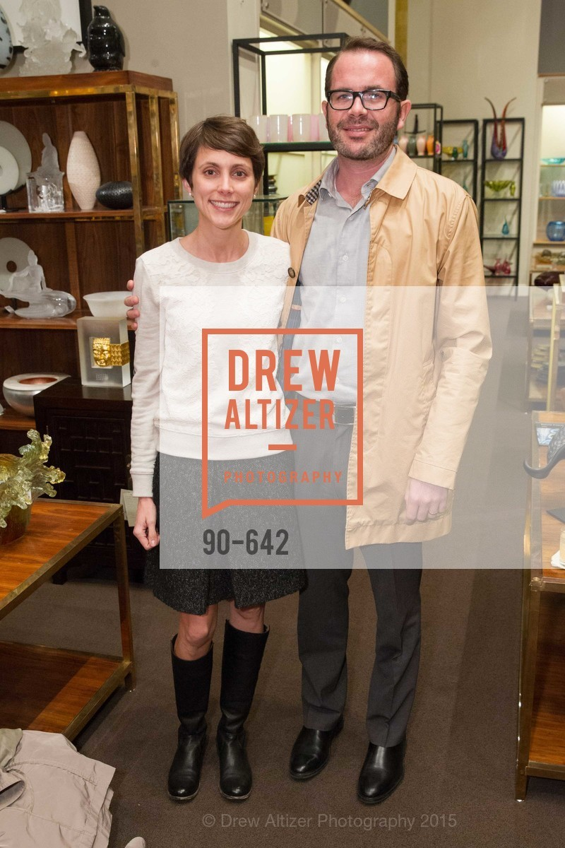 Kristin Herzog, Jesse Herzog, Private Holiday Shopping Night presented by Gump's and Domino magazine, Gump's. 135 Post Street, December 10th, 2015,Drew Altizer, Drew Altizer Photography, full-service agency, private events, San Francisco photographer, photographer california