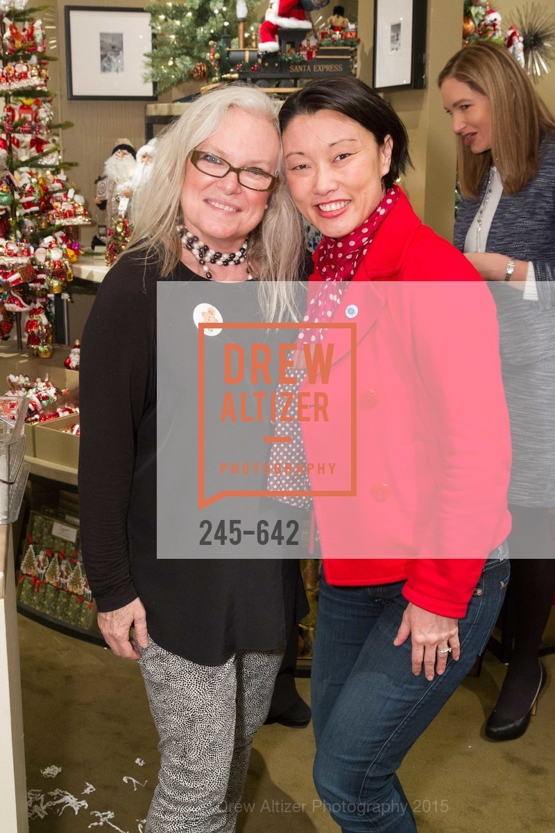 Melissa Byrne, Christina White, Private Holiday Shopping Night presented by Gump's and Domino magazine, Gump's. 135 Post Street, December 10th, 2015,Drew Altizer, Drew Altizer Photography, full-service agency, private events, San Francisco photographer, photographer california