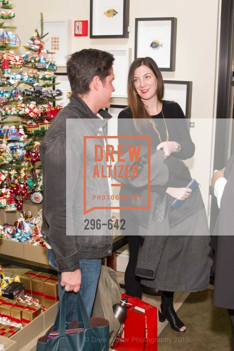 Alexandra Ohearn, Private Holiday Shopping Night presented by Gump's and Domino magazine, Gump's. 135 Post Street, December 10th, 2015,Drew Altizer, Drew Altizer Photography, full-service agency, private events, San Francisco photographer, photographer california