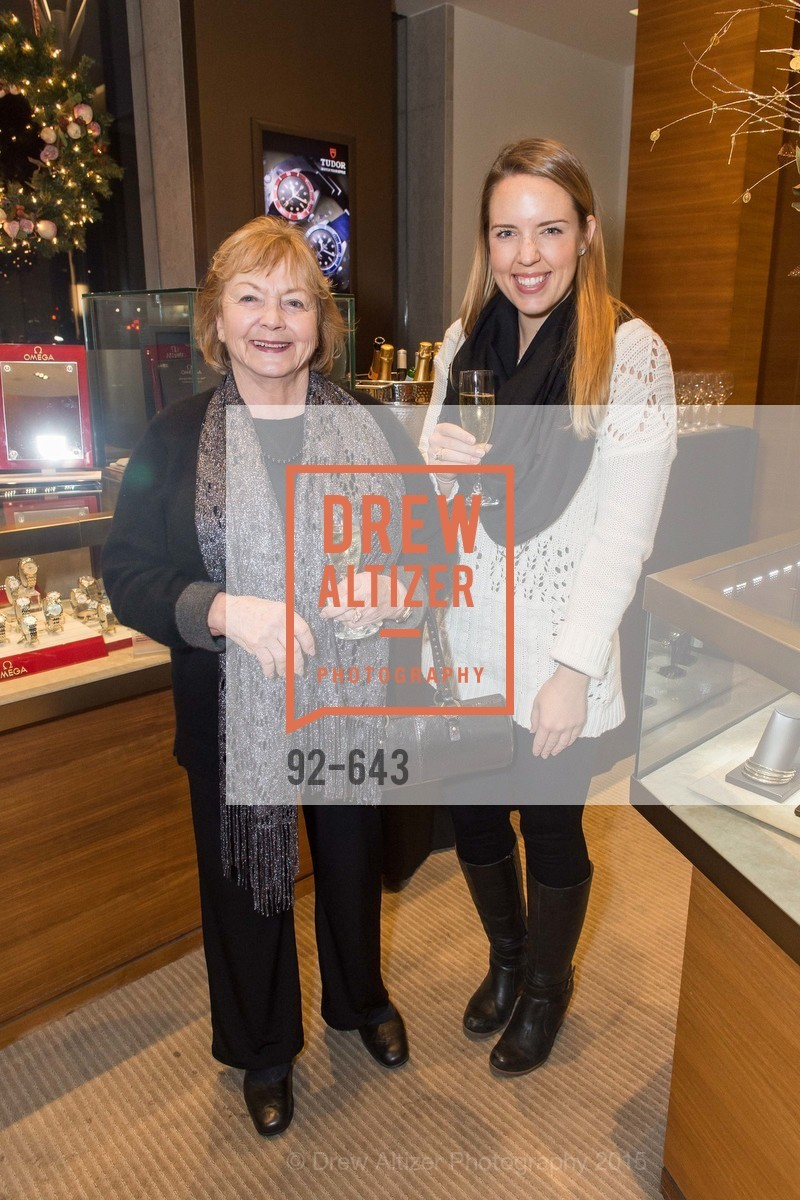 Cindy Forrest, Emily Brennan, Shreve & Co & Holiday Event, Shreve & Co. 329 Stanford Shopping Center, December 10th, 2015,Drew Altizer, Drew Altizer Photography, full-service agency, private events, San Francisco photographer, photographer california