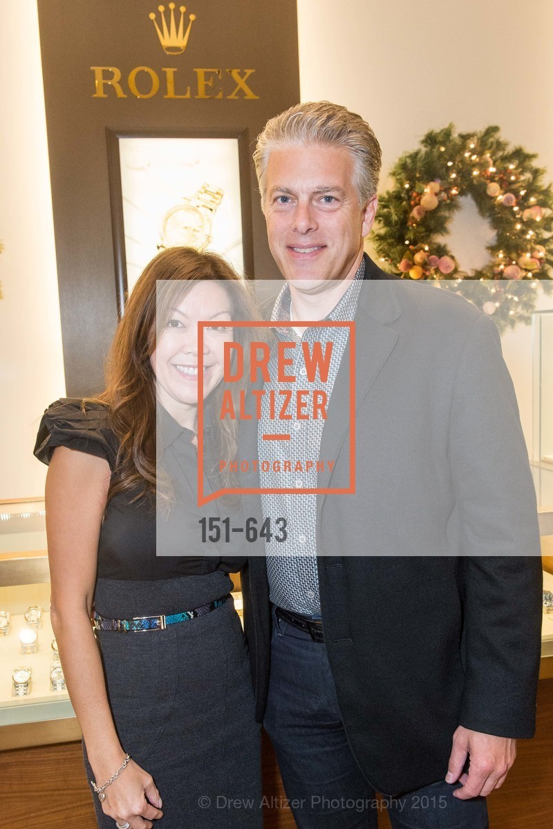 Priscilla Morgan, Doug Darrow, Shreve & Co & Holiday Event, Shreve & Co. 329 Stanford Shopping Center, December 10th, 2015,Drew Altizer, Drew Altizer Photography, full-service agency, private events, San Francisco photographer, photographer california