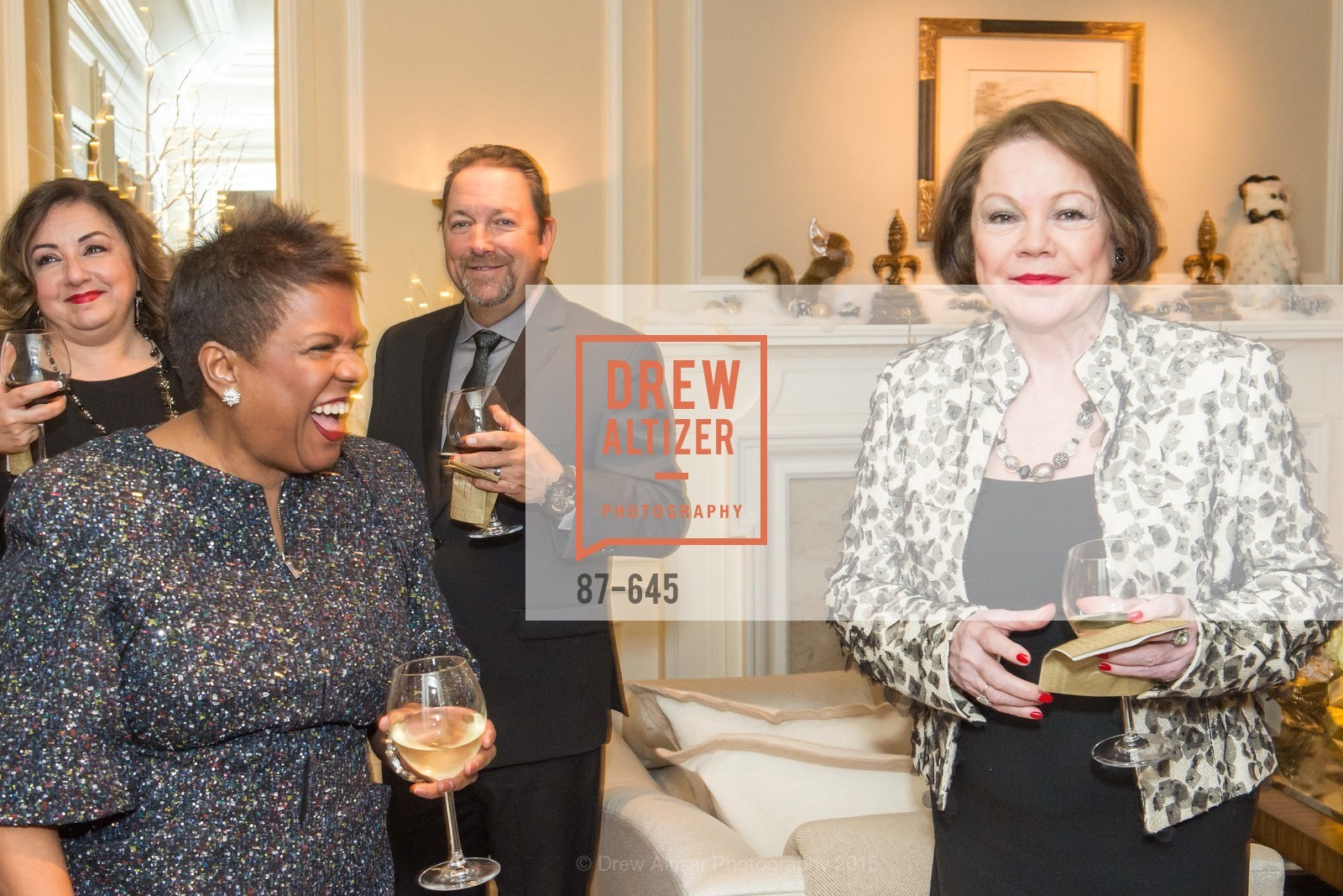 Murlene Randle, Jennifer Berger, Atherton Holiday Party, Private Residence, December 12th, 2015,Drew Altizer, Drew Altizer Photography, full-service agency, private events, San Francisco photographer, photographer california