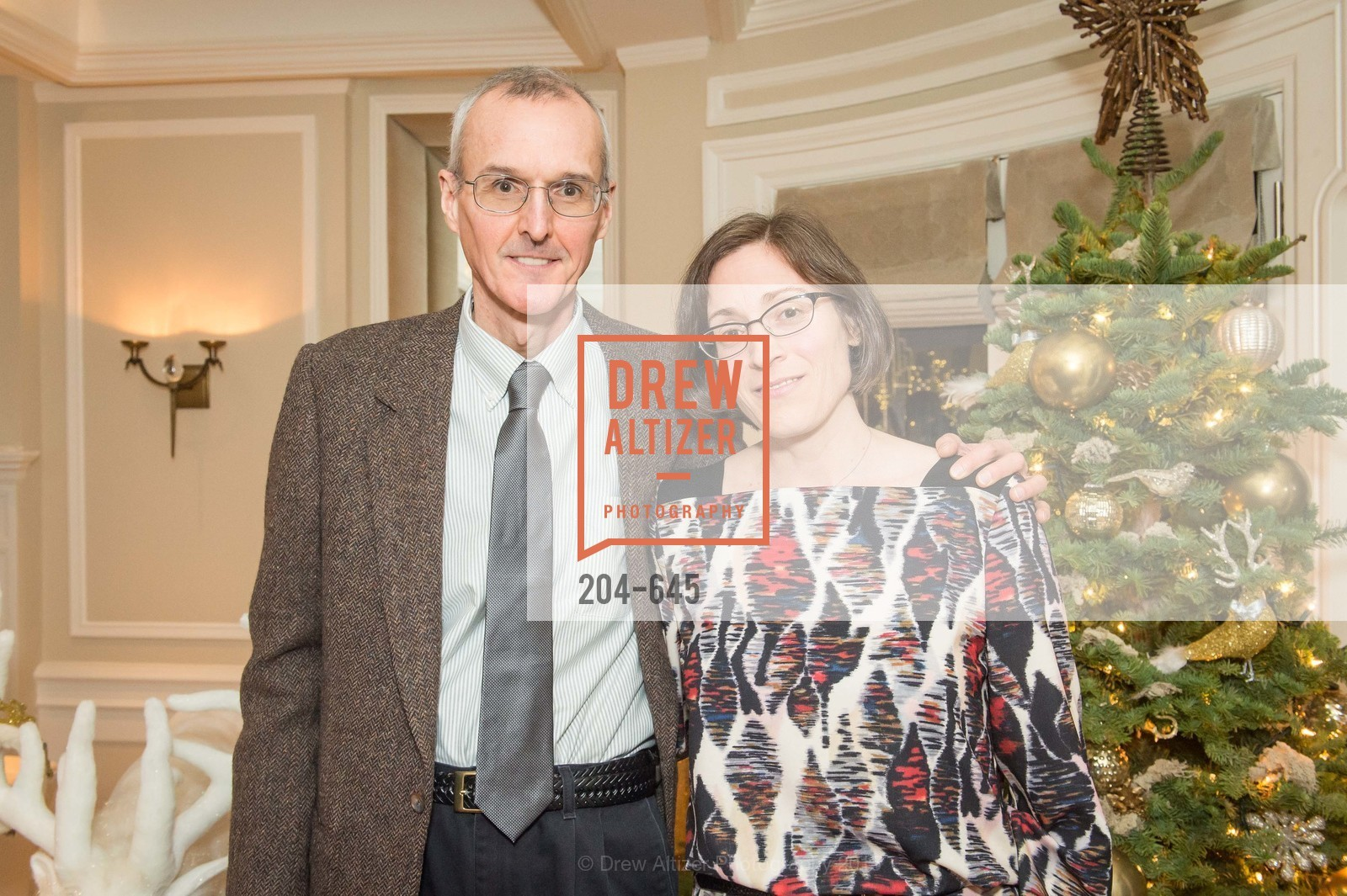 John Gibson, Maria Gibson, Atherton Holiday Party, Private Residence, December 12th, 2015,Drew Altizer, Drew Altizer Photography, full-service agency, private events, San Francisco photographer, photographer california
