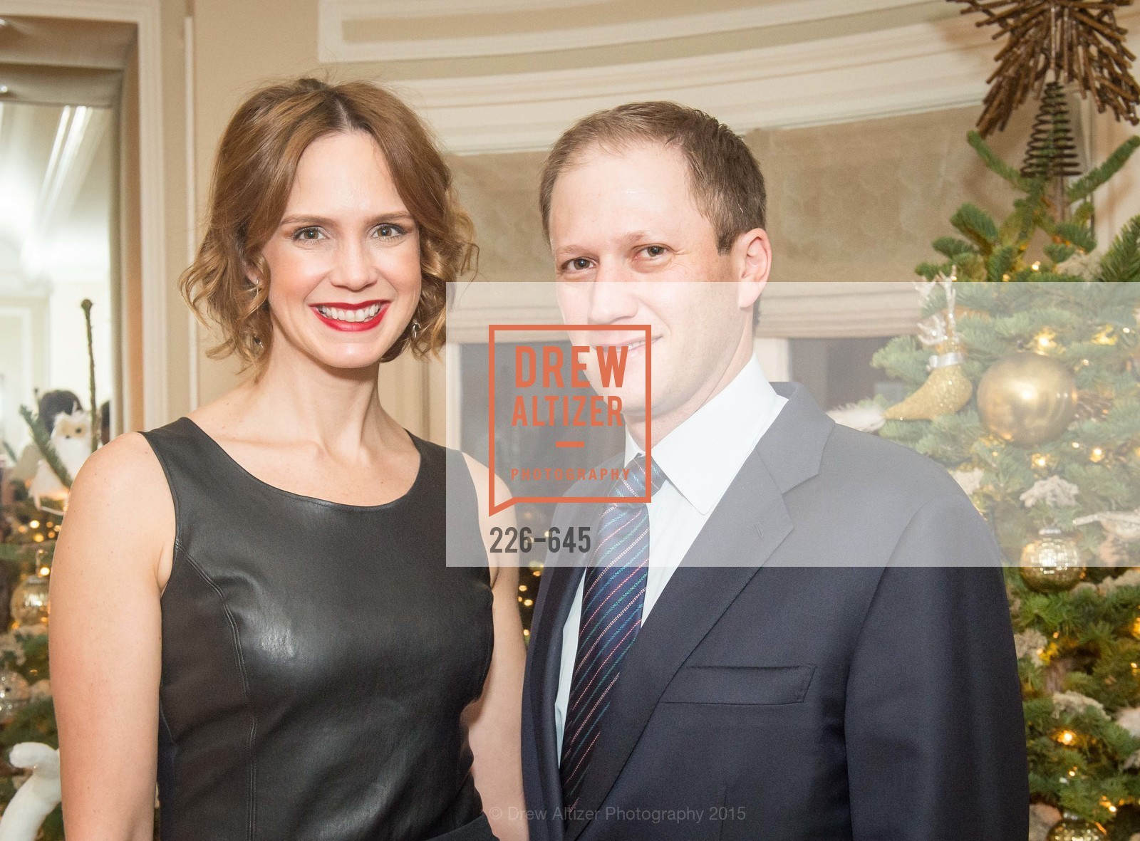 David Shuh, Susan Atherton, Atherton Holiday Party, Private Residence, December 12th, 2015,Drew Altizer, Drew Altizer Photography, full-service agency, private events, San Francisco photographer, photographer california