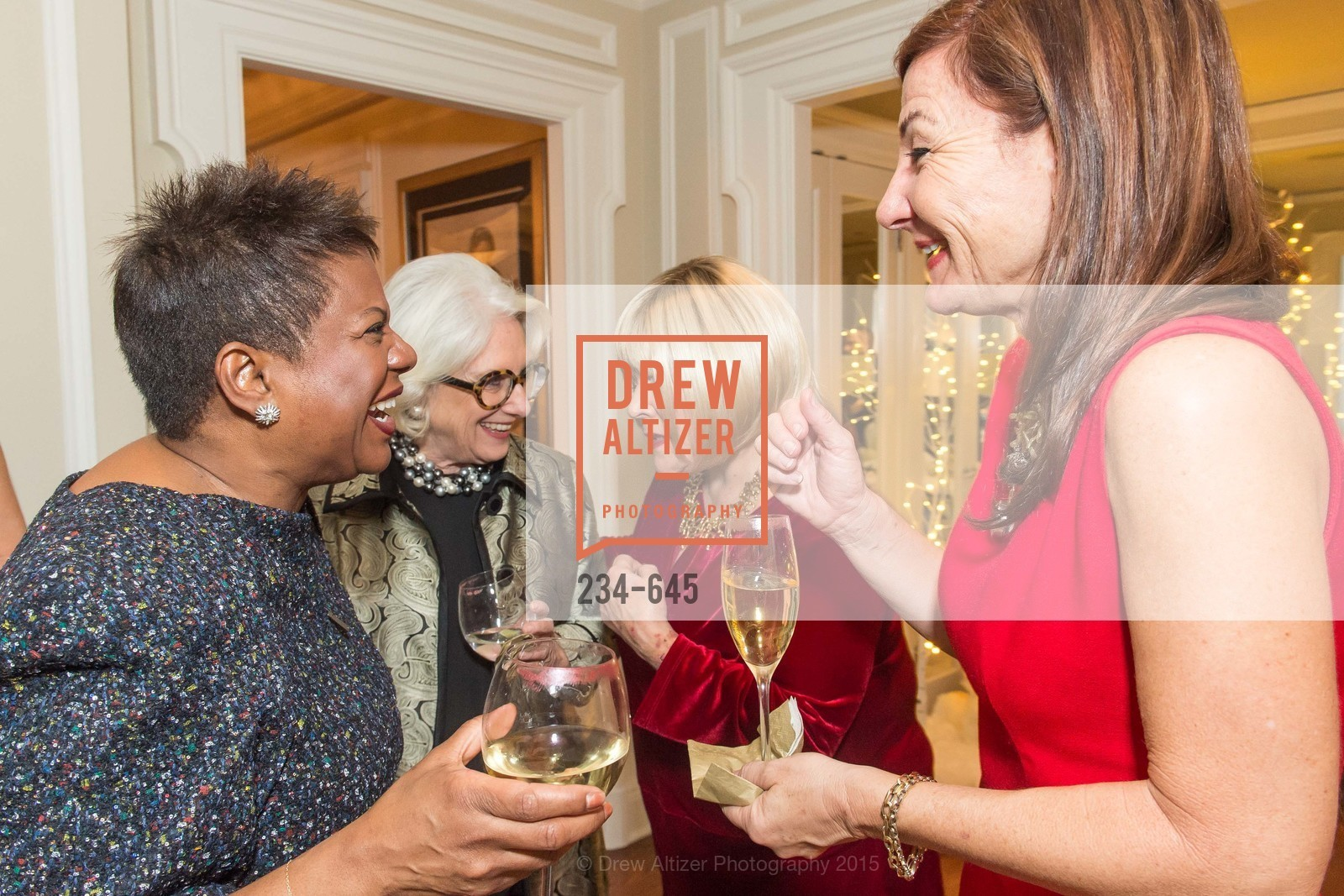 Murlene Randle, Susie Damilano, Atherton Holiday Party, Private Residence, December 12th, 2015,Drew Altizer, Drew Altizer Photography, full-service event agency, private events, San Francisco photographer, photographer California