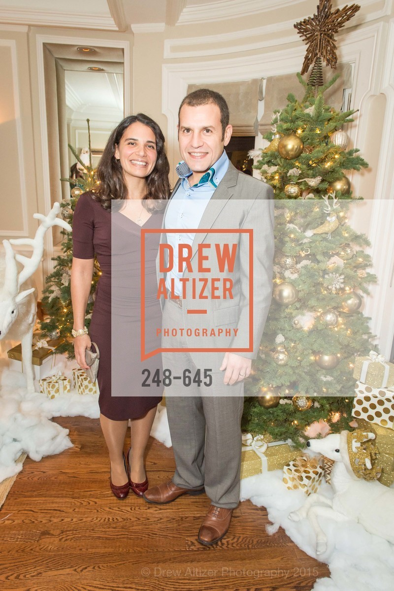 Rebecca Abergel, Alexander Pinto, Atherton Holiday Party, Private Residence, December 12th, 2015,Drew Altizer, Drew Altizer Photography, full-service agency, private events, San Francisco photographer, photographer california