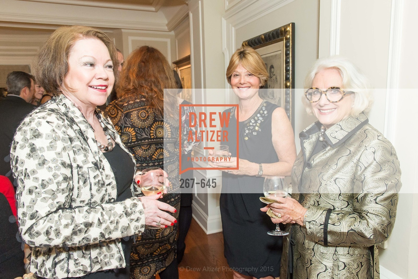 Jennifer Berger, Debbie Rivard, Cynthia Molstad, Atherton Holiday Party, Private Residence, December 12th, 2015,Drew Altizer, Drew Altizer Photography, full-service event agency, private events, San Francisco photographer, photographer California