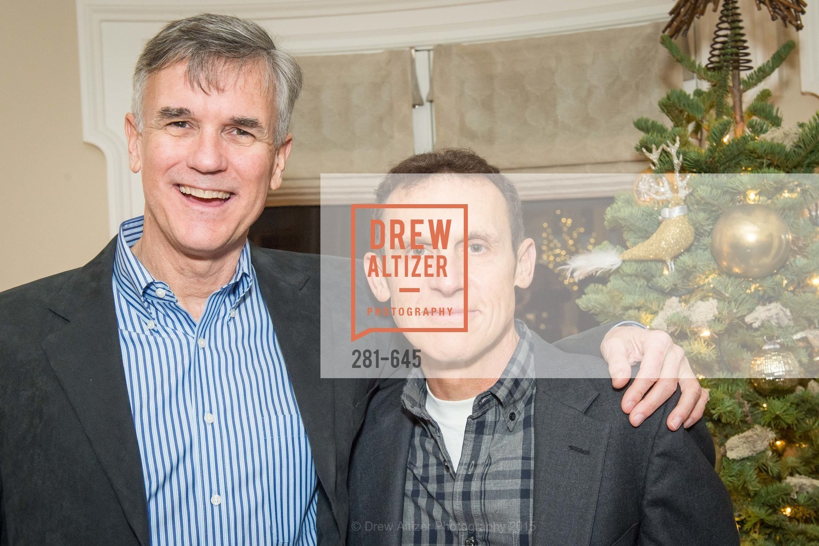 Kevin Gardner, Paul Morrell, Atherton Holiday Party, Private Residence, December 12th, 2015,Drew Altizer, Drew Altizer Photography, full-service agency, private events, San Francisco photographer, photographer california