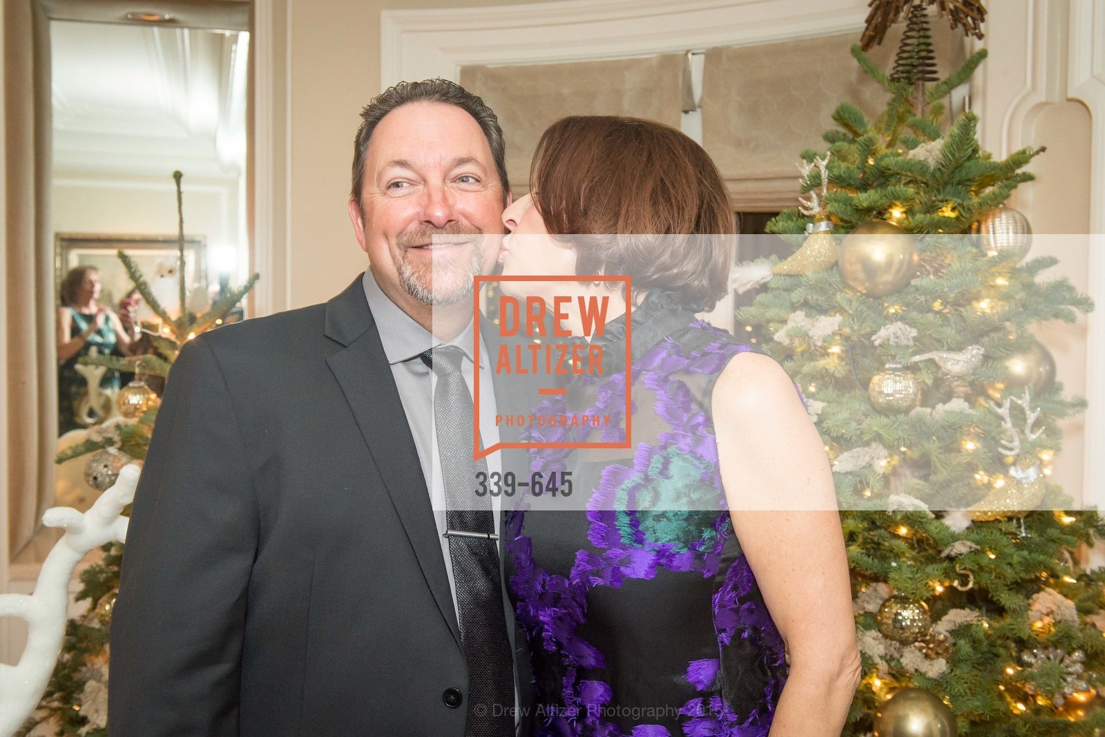 Donny Atherton, Susan Atherton, Atherton Holiday Party, Private Residence, December 12th, 2015,Drew Altizer, Drew Altizer Photography, full-service agency, private events, San Francisco photographer, photographer california