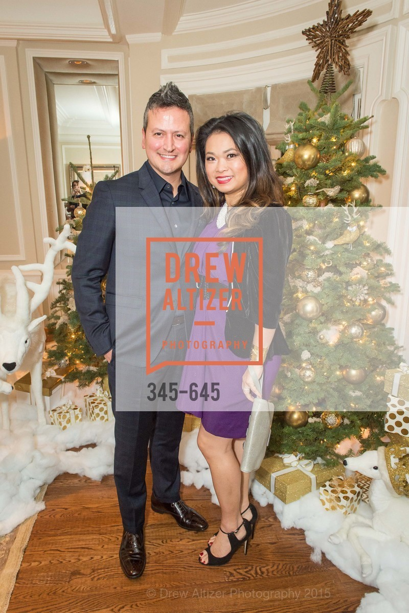Edward Teran, Lillian Teran, Atherton Holiday Party, Private Residence, December 12th, 2015,Drew Altizer, Drew Altizer Photography, full-service agency, private events, San Francisco photographer, photographer california