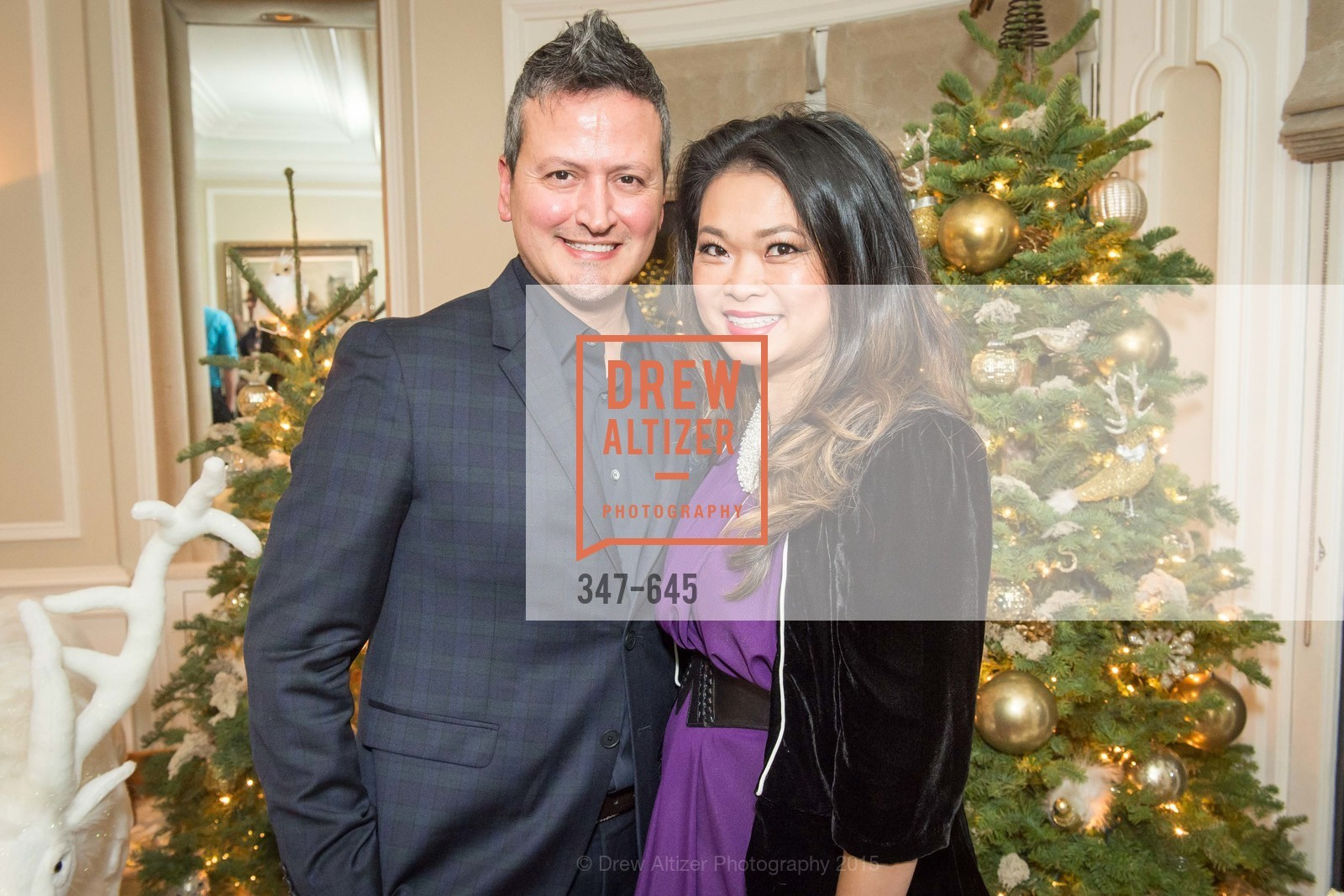 Edward Teran, Lillian Teran, Atherton Holiday Party, Private Residence, December 12th, 2015,Drew Altizer, Drew Altizer Photography, full-service event agency, private events, San Francisco photographer, photographer California