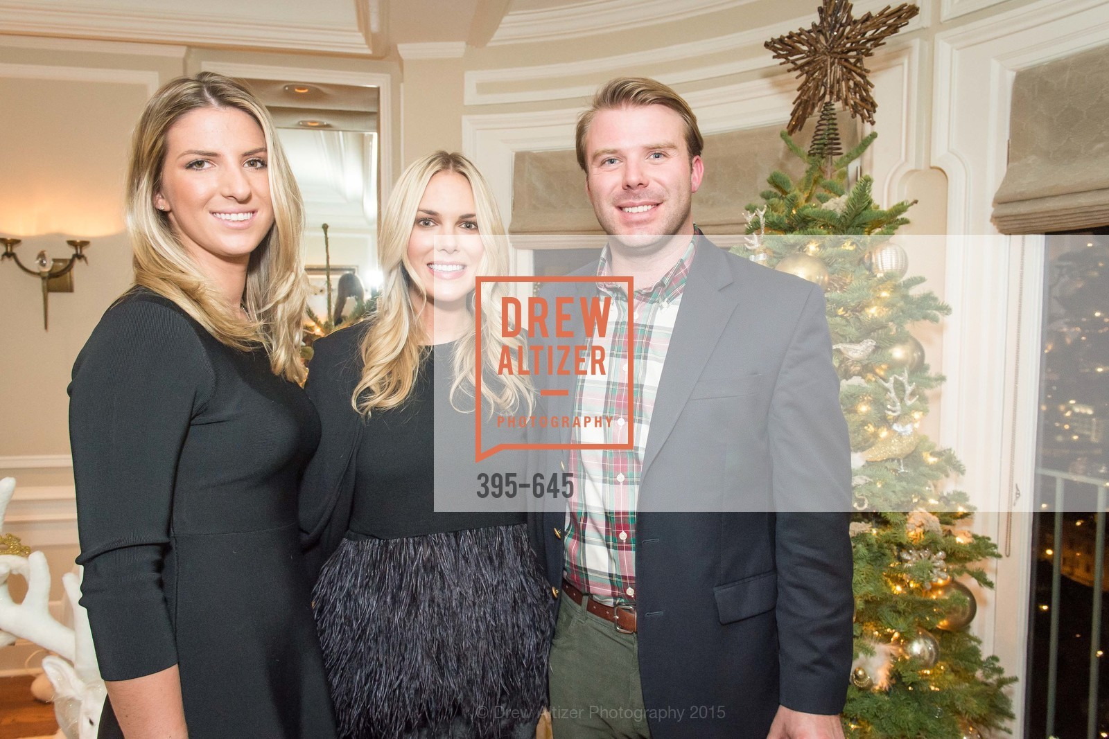 Suzanne Leeney, Jennifer Ritchey, Jack Leeney, Atherton Holiday Party, Private Residence, December 12th, 2015,Drew Altizer, Drew Altizer Photography, full-service agency, private events, San Francisco photographer, photographer california