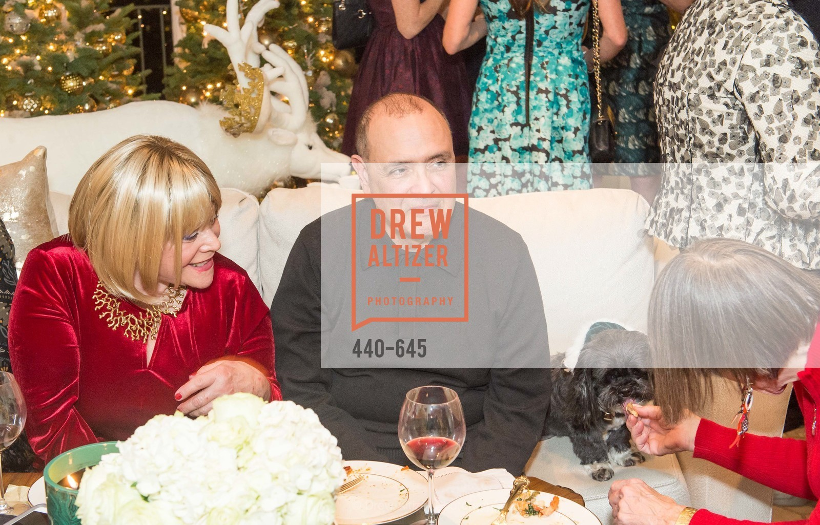 Kathy Sable, Arthur Wehl, Atherton Holiday Party, Private Residence, December 12th, 2015,Drew Altizer, Drew Altizer Photography, full-service agency, private events, San Francisco photographer, photographer california