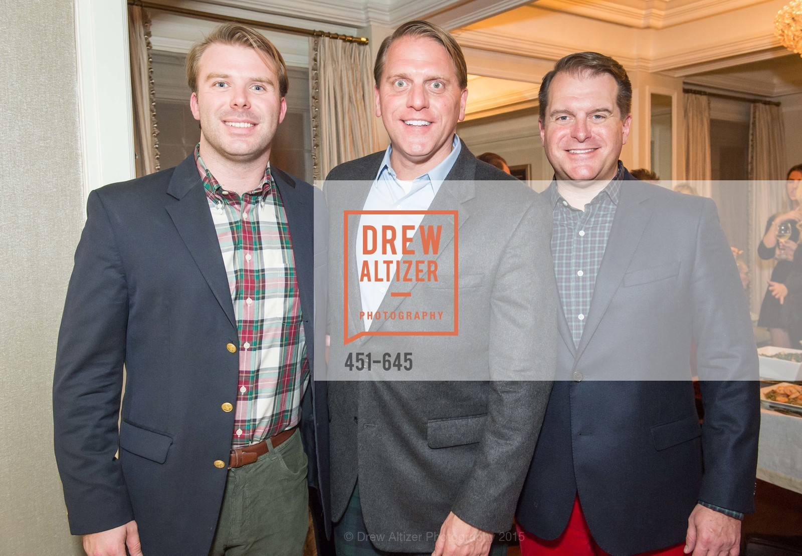 Jack Leeney, Scott Miller, Doug Piper, Atherton Holiday Party, Private Residence, December 12th, 2015,Drew Altizer, Drew Altizer Photography, full-service agency, private events, San Francisco photographer, photographer california
