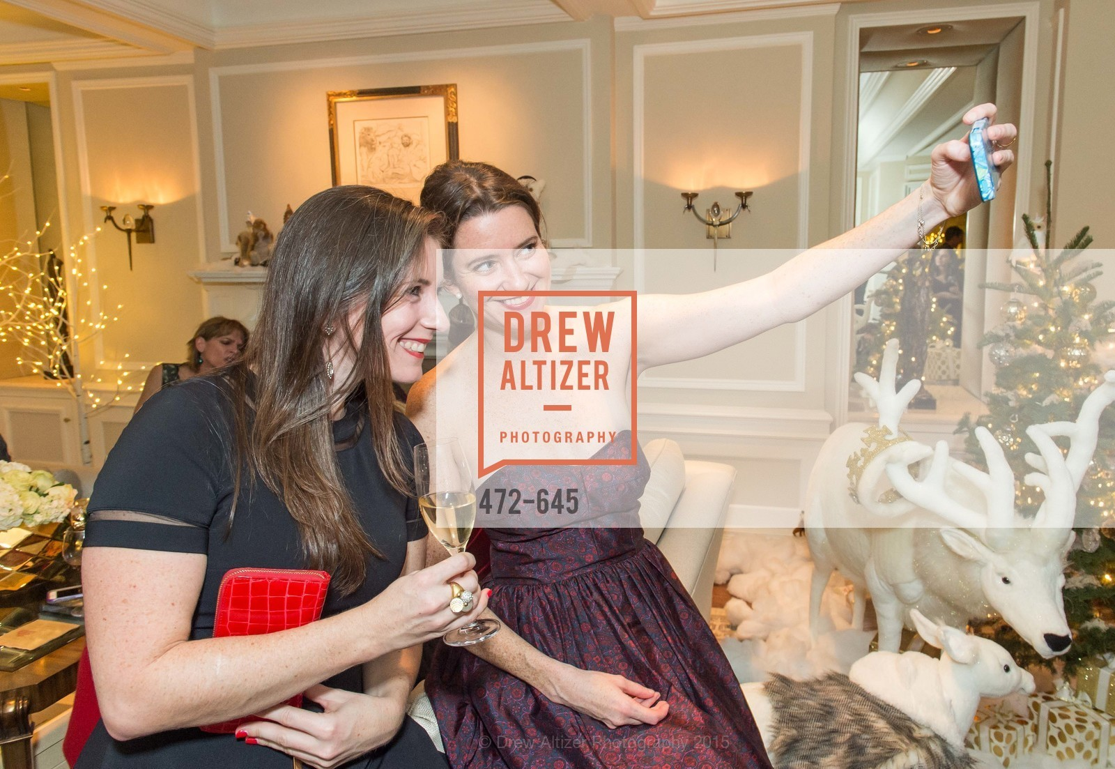 Kaitlin Mulderig, Kirsten Strobel, Atherton Holiday Party, Private Residence, December 12th, 2015,Drew Altizer, Drew Altizer Photography, full-service agency, private events, San Francisco photographer, photographer california