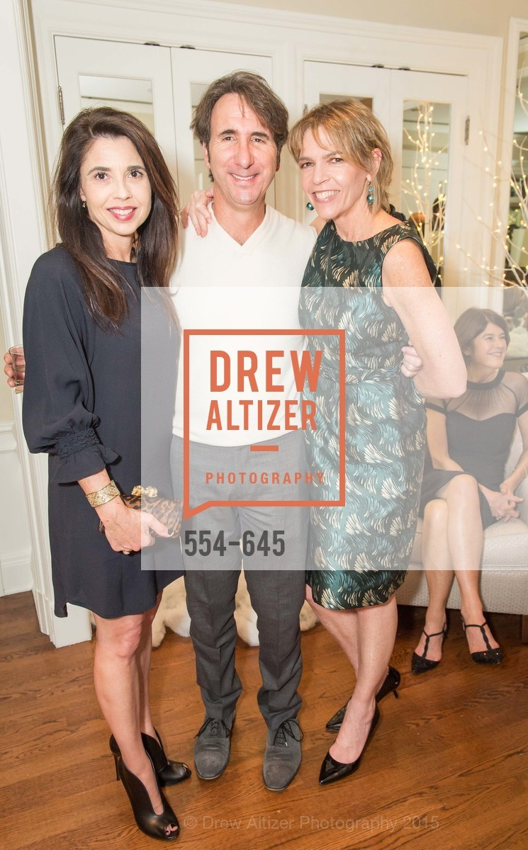 Candace Cavanaugh, Mario Rodighiero, Beth Schnitzer, Atherton Holiday Party, Private Residence, December 12th, 2015,Drew Altizer, Drew Altizer Photography, full-service agency, private events, San Francisco photographer, photographer california