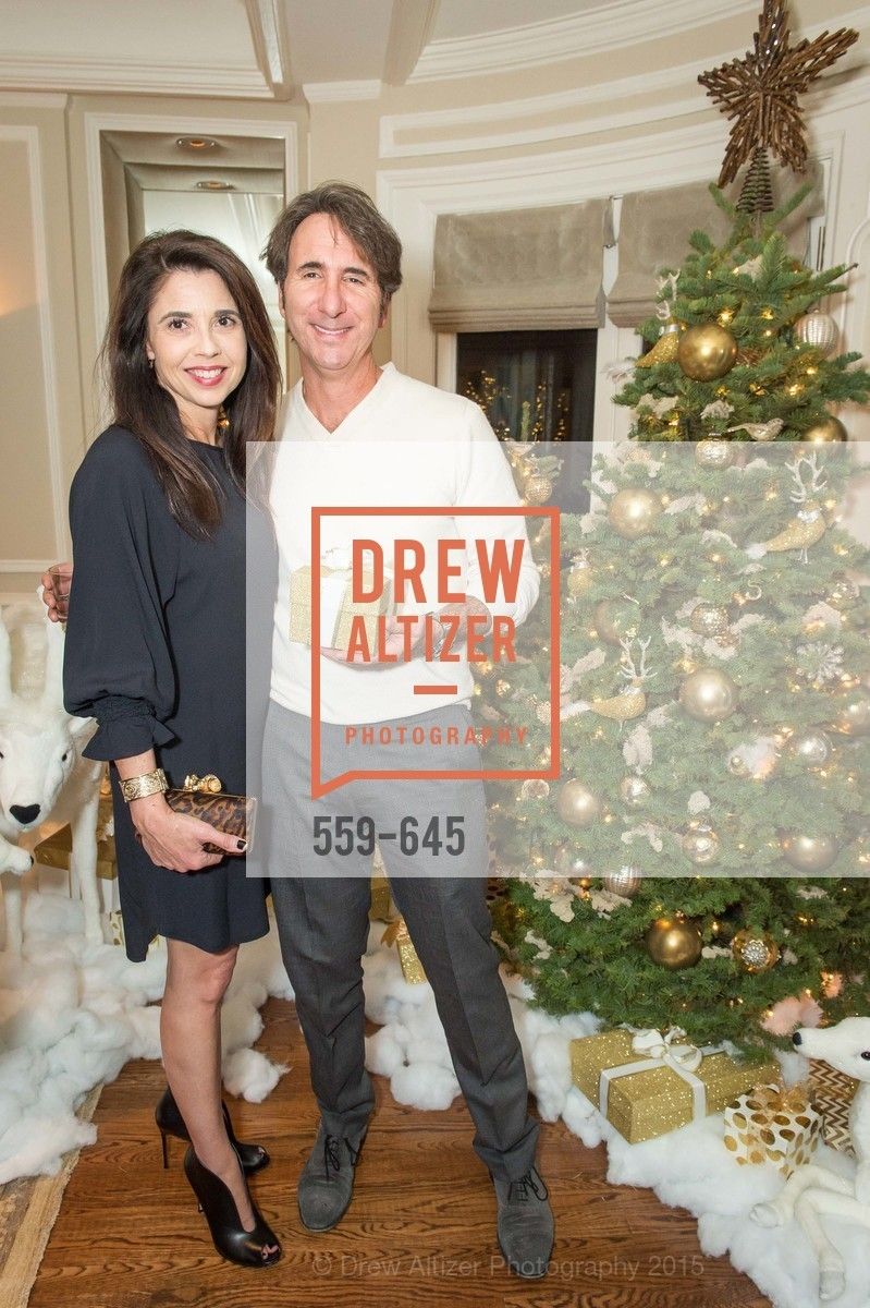 Candace Cavanaugh, Mario Rodighiero, Atherton Holiday Party, Private Residence, December 12th, 2015,Drew Altizer, Drew Altizer Photography, full-service agency, private events, San Francisco photographer, photographer california