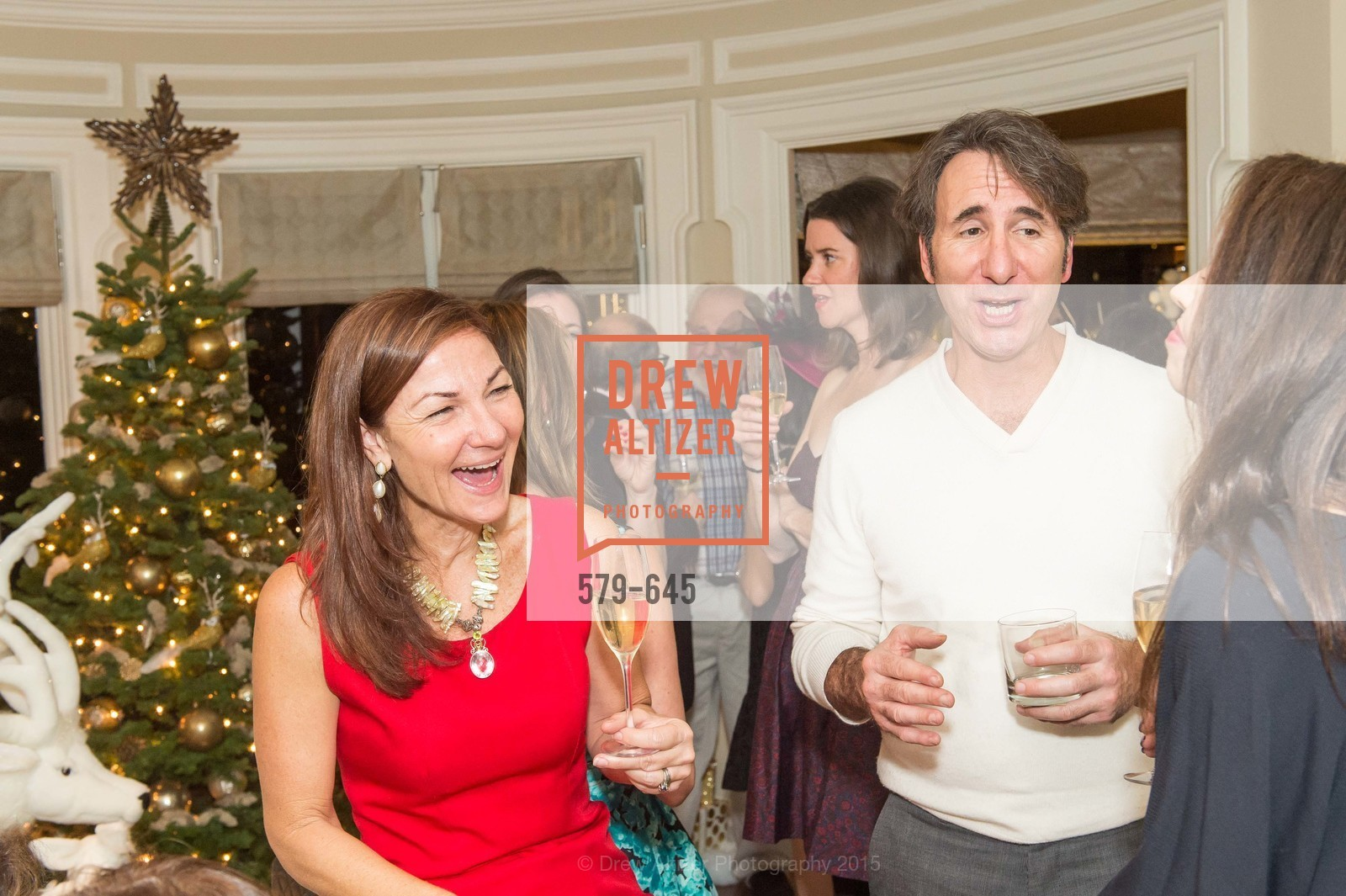 Susie Damilano, Mark Rodighiero, Atherton Holiday Party, Private Residence, December 12th, 2015,Drew Altizer, Drew Altizer Photography, full-service agency, private events, San Francisco photographer, photographer california