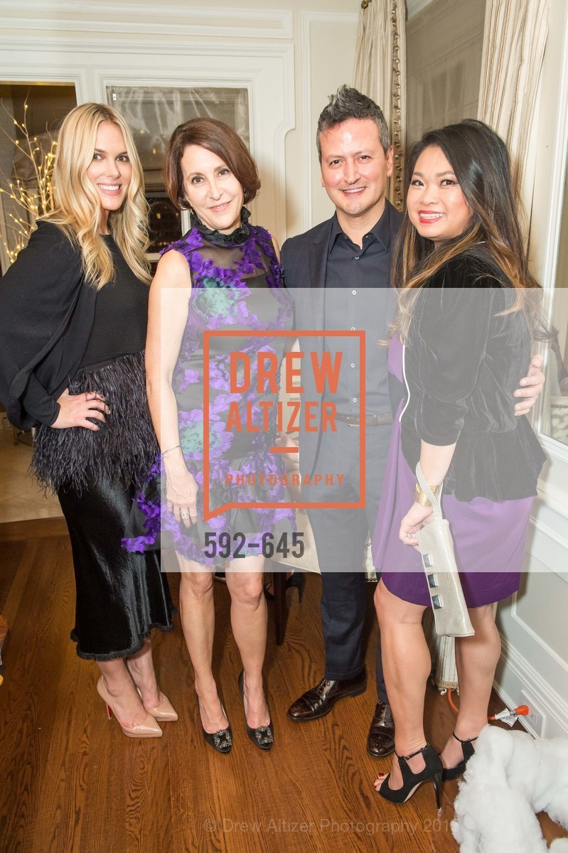Jennifer Ritchey, Susan Atherton, Edward Teran, Lillian Teran, Atherton Holiday Party, Private Residence, December 12th, 2015,Drew Altizer, Drew Altizer Photography, full-service agency, private events, San Francisco photographer, photographer california