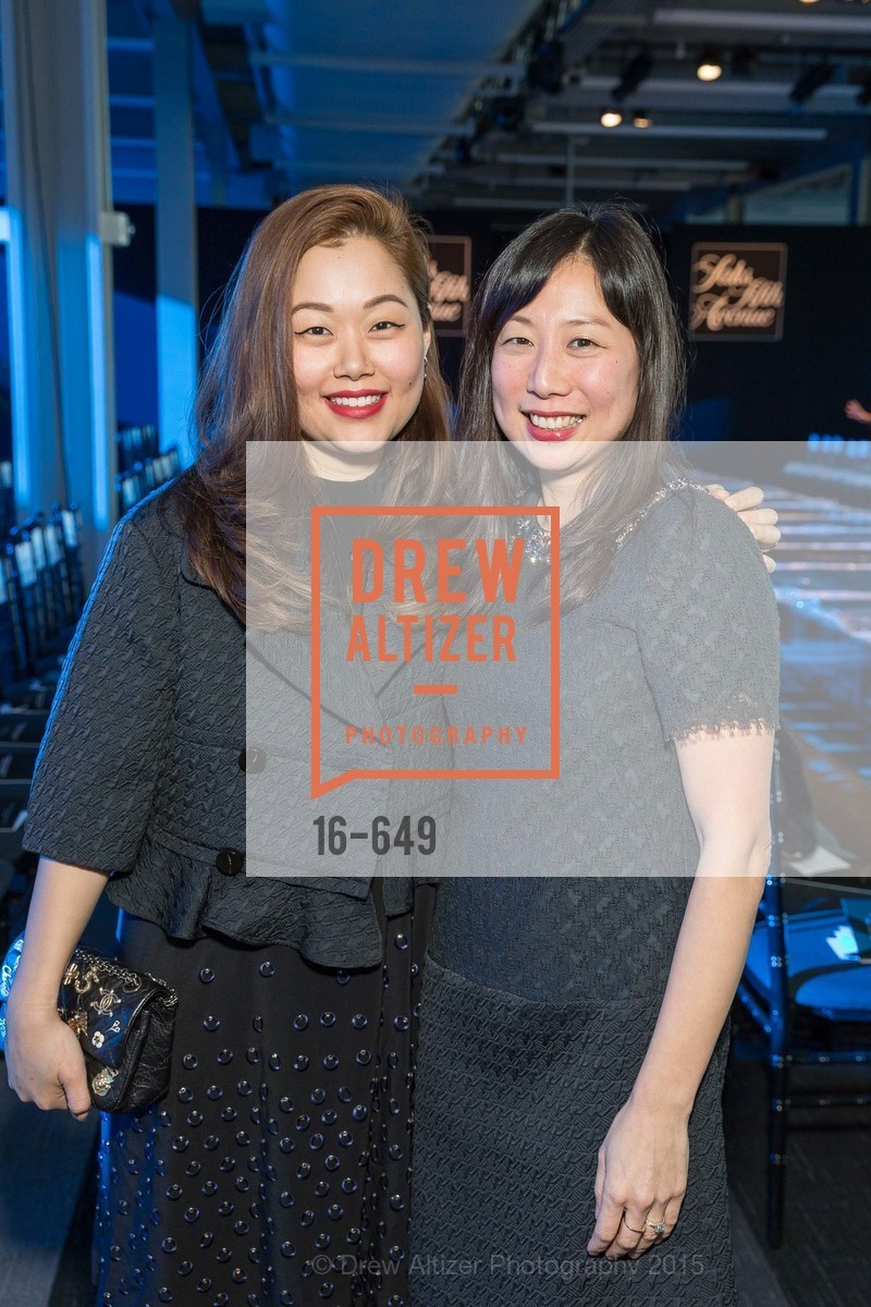 Gennie Yi, Yumi Shin, Fashion Forward: An Evening with Erdem presented by SF Opera Guild and Saks Fifth Avenue, Pier 27. Pier 27, The Embarcadero, March 25th, 2015,Drew Altizer, Drew Altizer Photography, full-service event agency, private events, San Francisco photographer, photographer California