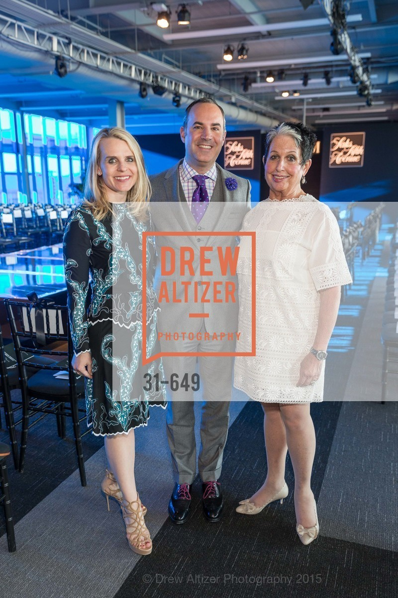 Jane Mudge, Robert Arnold-Kraft, Karen Kubin, Fashion Forward: An Evening with Erdem presented by SF Opera Guild and Saks Fifth Avenue, Pier 27. Pier 27, The Embarcadero, March 25th, 2015,Drew Altizer, Drew Altizer Photography, full-service agency, private events, San Francisco photographer, photographer california