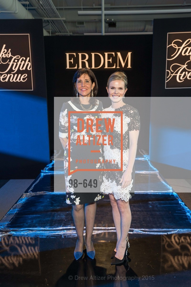 Anne Marie Massocca, Claire Fluhr, Fashion Forward: An Evening with Erdem presented by SF Opera Guild and Saks Fifth Avenue, Pier 27. Pier 27, The Embarcadero, March 25th, 2015,Drew Altizer, Drew Altizer Photography, full-service event agency, private events, San Francisco photographer, photographer California