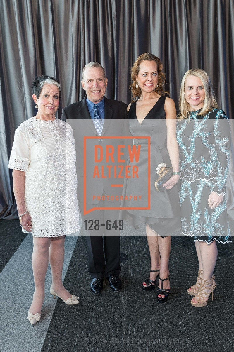 Karen Kubin, David Gockley, Charlot Malin, Jane Mudge, Fashion Forward: An Evening with Erdem presented by SF Opera Guild and Saks Fifth Avenue, Pier 27. Pier 27, The Embarcadero, March 25th, 2015,Drew Altizer, Drew Altizer Photography, full-service agency, private events, San Francisco photographer, photographer california