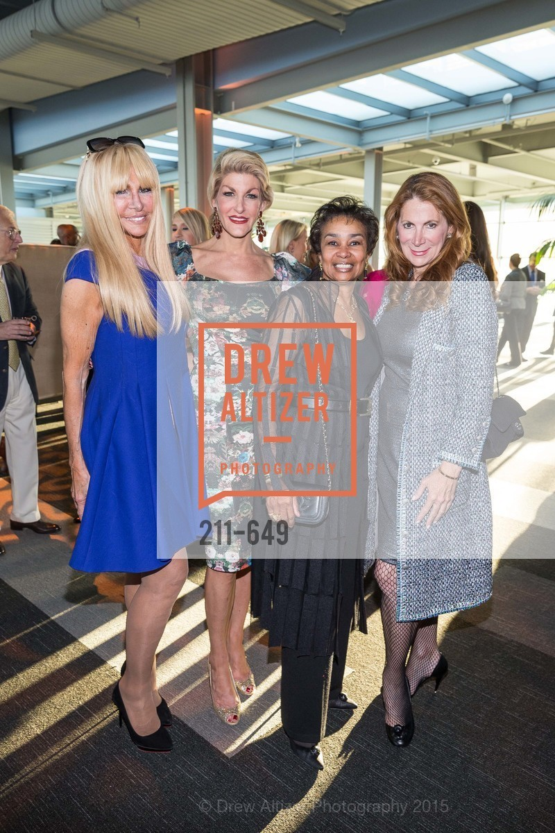 Elisabeth Laurence, Karen Caldwell, Anette Harris, Chris Laub, Fashion Forward: An Evening with Erdem presented by SF Opera Guild and Saks Fifth Avenue, Pier 27. Pier 27, The Embarcadero, March 25th, 2015,Drew Altizer, Drew Altizer Photography, full-service agency, private events, San Francisco photographer, photographer california