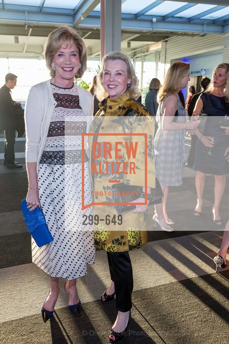 Mary Poland, Jeanne Lawrence, Fashion Forward: An Evening with Erdem presented by SF Opera Guild and Saks Fifth Avenue, Pier 27. Pier 27, The Embarcadero, March 25th, 2015,Drew Altizer, Drew Altizer Photography, full-service agency, private events, San Francisco photographer, photographer california