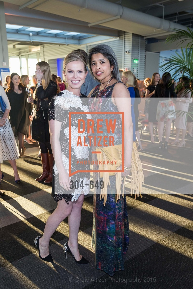 Claire Fluhr, Deepa Pakianathan, Fashion Forward: An Evening with Erdem presented by SF Opera Guild and Saks Fifth Avenue, Pier 27. Pier 27, The Embarcadero, March 25th, 2015,Drew Altizer, Drew Altizer Photography, full-service agency, private events, San Francisco photographer, photographer california