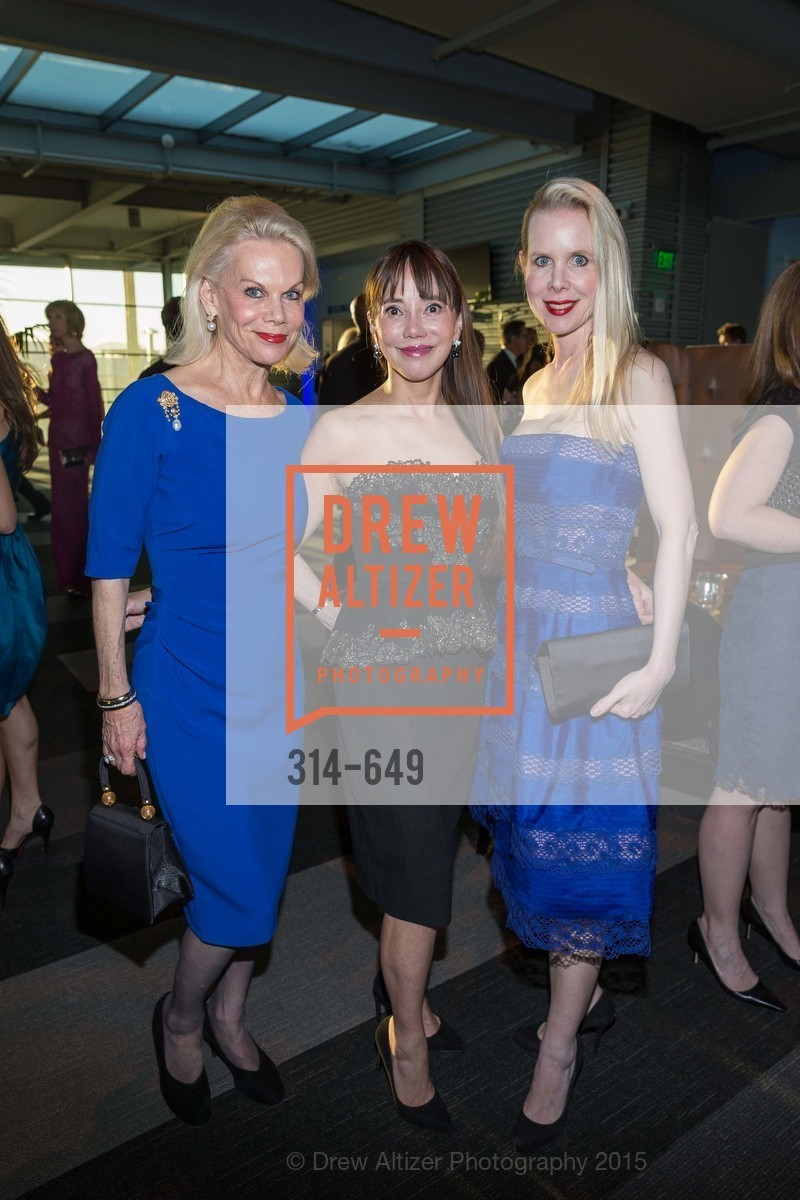 Sandra Farris, France Szeto, Shannon Cronan, Fashion Forward: An Evening with Erdem presented by SF Opera Guild and Saks Fifth Avenue, Pier 27. Pier 27, The Embarcadero, March 25th, 2015,Drew Altizer, Drew Altizer Photography, full-service agency, private events, San Francisco photographer, photographer california