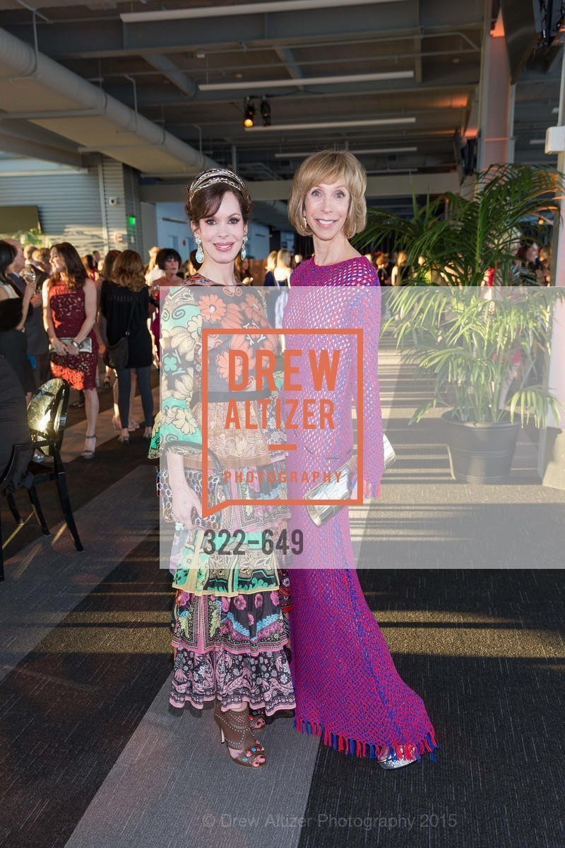 Stephanie Marver, Nancy Kukacka, Fashion Forward: An Evening with Erdem presented by SF Opera Guild and Saks Fifth Avenue, Pier 27. Pier 27, The Embarcadero, March 25th, 2015,Drew Altizer, Drew Altizer Photography, full-service agency, private events, San Francisco photographer, photographer california