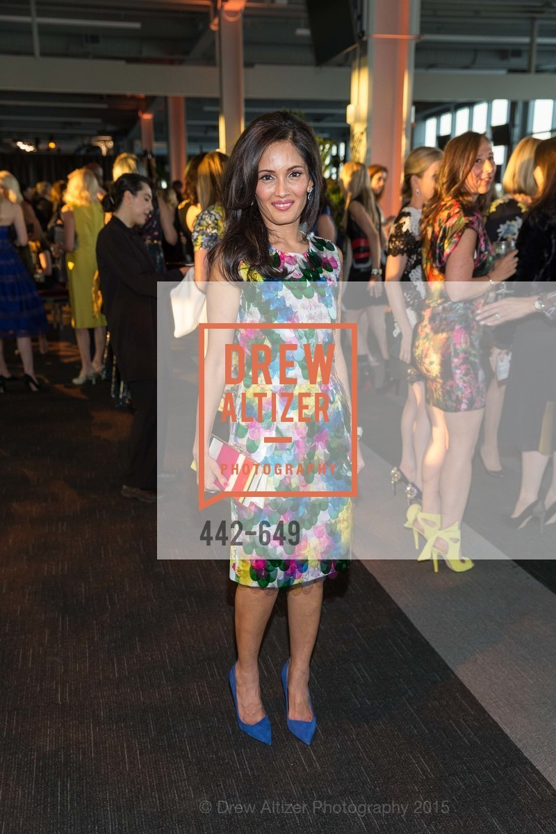 Komal Shah, Fashion Forward: An Evening with Erdem presented by SF Opera Guild and Saks Fifth Avenue, Pier 27. Pier 27, The Embarcadero, March 25th, 2015,Drew Altizer, Drew Altizer Photography, full-service event agency, private events, San Francisco photographer, photographer California