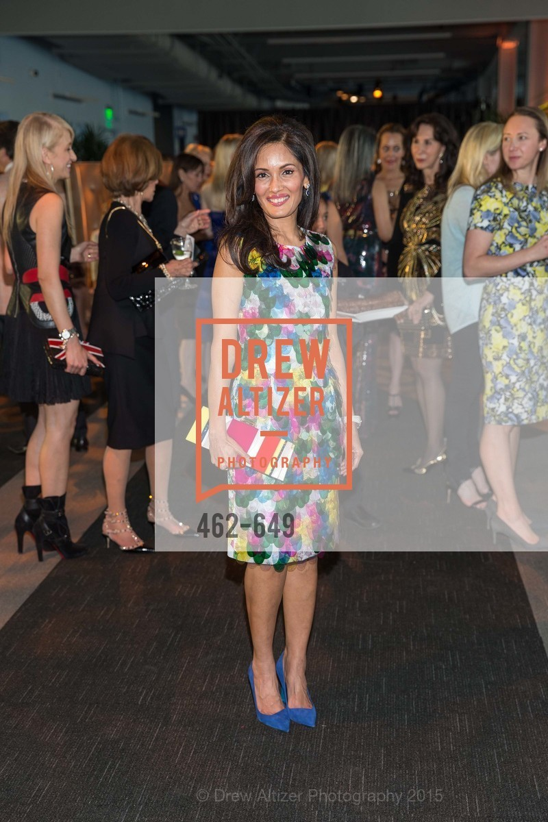Komal Shah, Fashion Forward: An Evening with Erdem presented by SF Opera Guild and Saks Fifth Avenue, Pier 27. Pier 27, The Embarcadero, March 25th, 2015,Drew Altizer, Drew Altizer Photography, full-service agency, private events, San Francisco photographer, photographer california
