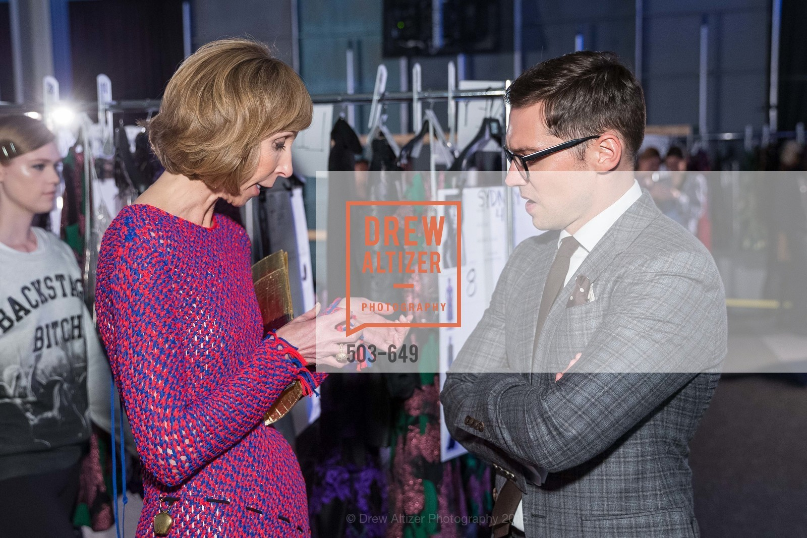 Nancy Kukacka, Erdem Moralioglu, Fashion Forward: An Evening with Erdem presented by SF Opera Guild and Saks Fifth Avenue, Pier 27. Pier 27, The Embarcadero, March 25th, 2015,Drew Altizer, Drew Altizer Photography, full-service agency, private events, San Francisco photographer, photographer california