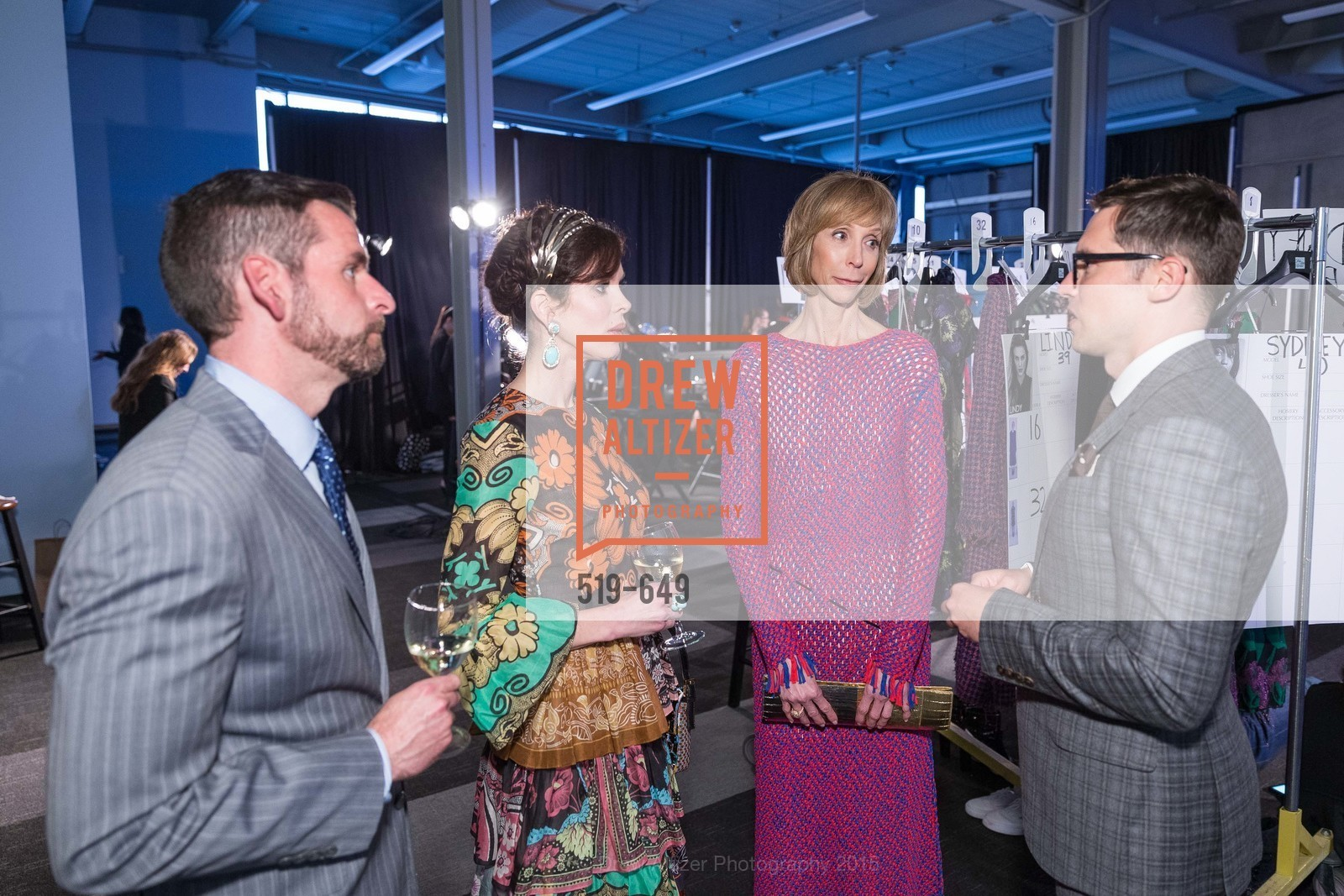 Ryan Williams, Stephanie Marver, Nancy Kukacka, Erdem Moralioglu, Fashion Forward: An Evening with Erdem presented by SF Opera Guild and Saks Fifth Avenue, Pier 27. Pier 27, The Embarcadero, March 25th, 2015,Drew Altizer, Drew Altizer Photography, full-service agency, private events, San Francisco photographer, photographer california