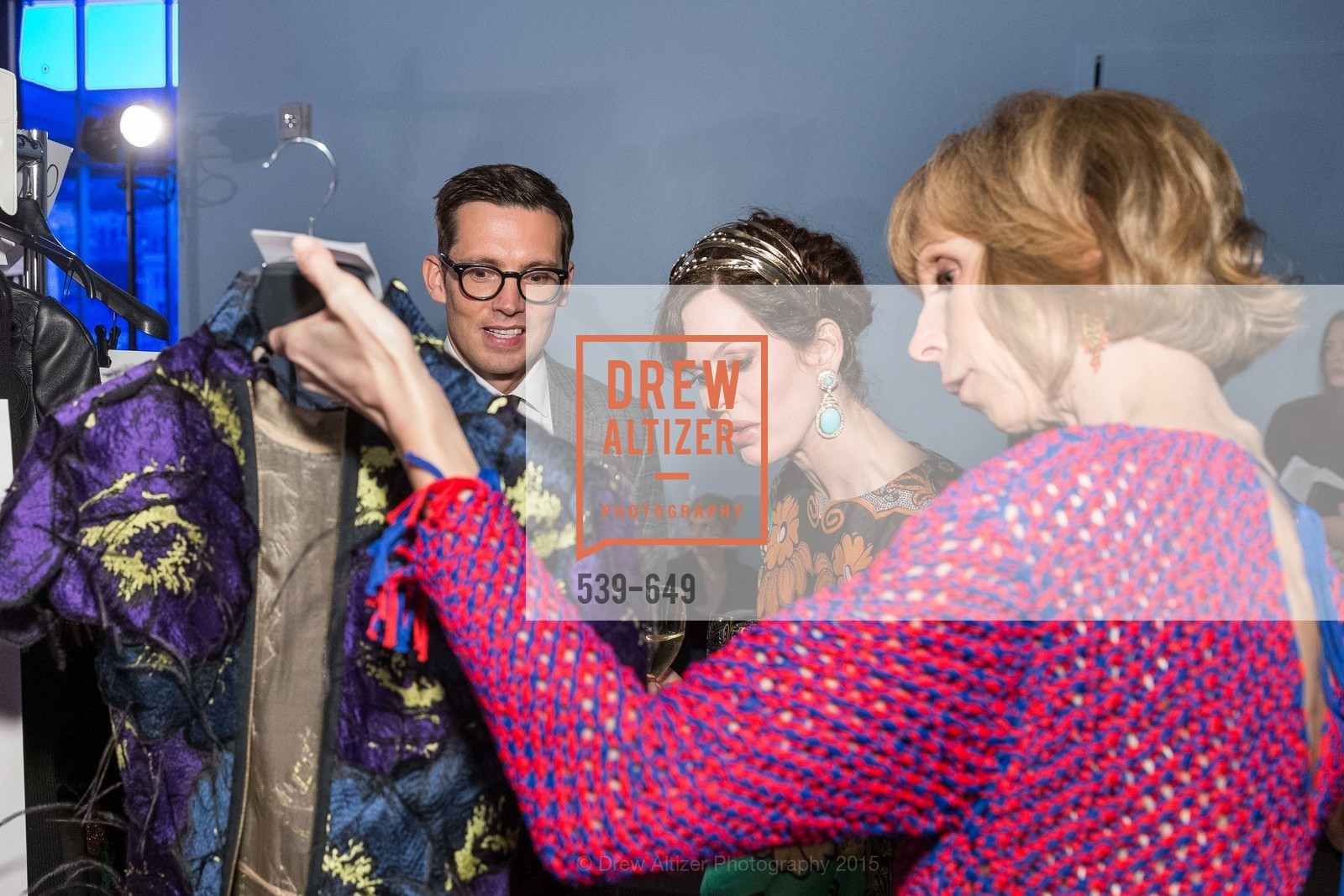 Erdem Moralioglu, Stephanie Marver, Nancy Kukacka, Fashion Forward: An Evening with Erdem presented by SF Opera Guild and Saks Fifth Avenue, Pier 27. Pier 27, The Embarcadero, March 25th, 2015,Drew Altizer, Drew Altizer Photography, full-service agency, private events, San Francisco photographer, photographer california