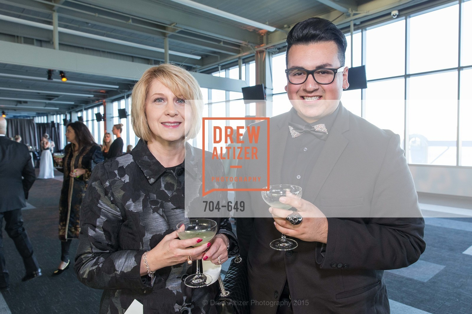 Lisa Li, Leonel Rojas, Fashion Forward: An Evening with Erdem presented by SF Opera Guild and Saks Fifth Avenue, Pier 27. Pier 27, The Embarcadero, March 25th, 2015,Drew Altizer, Drew Altizer Photography, full-service agency, private events, San Francisco photographer, photographer california