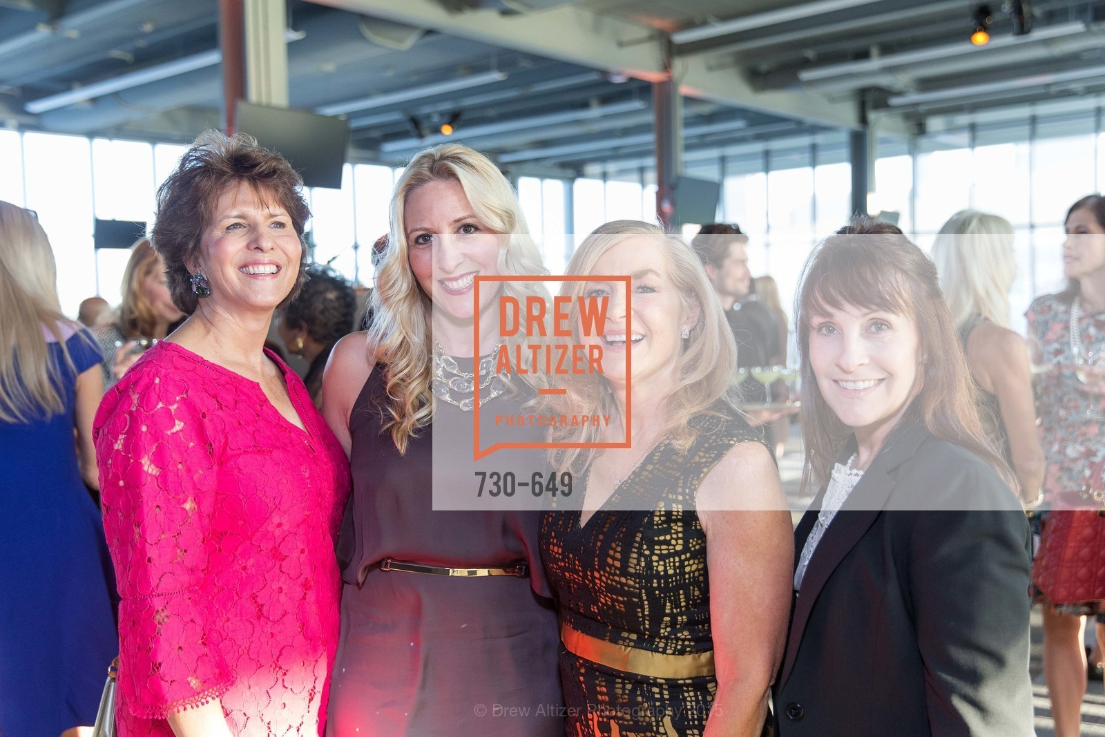 Juanita Kizor, Ginny Ziegler, Lynne Edminster, Ashley Ziegler, Fashion Forward: An Evening with Erdem presented by SF Opera Guild and Saks Fifth Avenue, Pier 27. Pier 27, The Embarcadero, March 25th, 2015,Drew Altizer, Drew Altizer Photography, full-service agency, private events, San Francisco photographer, photographer california