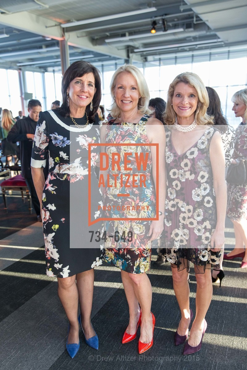 Anne Marie Massocca, Ann Girard, Amy Sanford, Fashion Forward: An Evening with Erdem presented by SF Opera Guild and Saks Fifth Avenue, Pier 27. Pier 27, The Embarcadero, March 25th, 2015,Drew Altizer, Drew Altizer Photography, full-service agency, private events, San Francisco photographer, photographer california