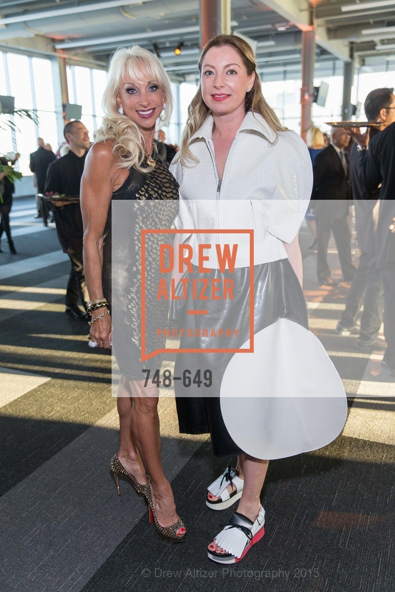 Daru Kawalkowski, Sonya Molodetskaya, Fashion Forward: An Evening with Erdem presented by SF Opera Guild and Saks Fifth Avenue, Pier 27. Pier 27, The Embarcadero, March 25th, 2015,Drew Altizer, Drew Altizer Photography, full-service agency, private events, San Francisco photographer, photographer california