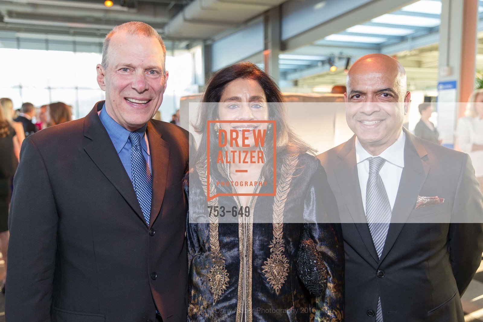 David Gockley, Vinati Mishra, Raje Shindhia, Fashion Forward: An Evening with Erdem presented by SF Opera Guild and Saks Fifth Avenue, Pier 27. Pier 27, The Embarcadero, March 25th, 2015,Drew Altizer, Drew Altizer Photography, full-service agency, private events, San Francisco photographer, photographer california