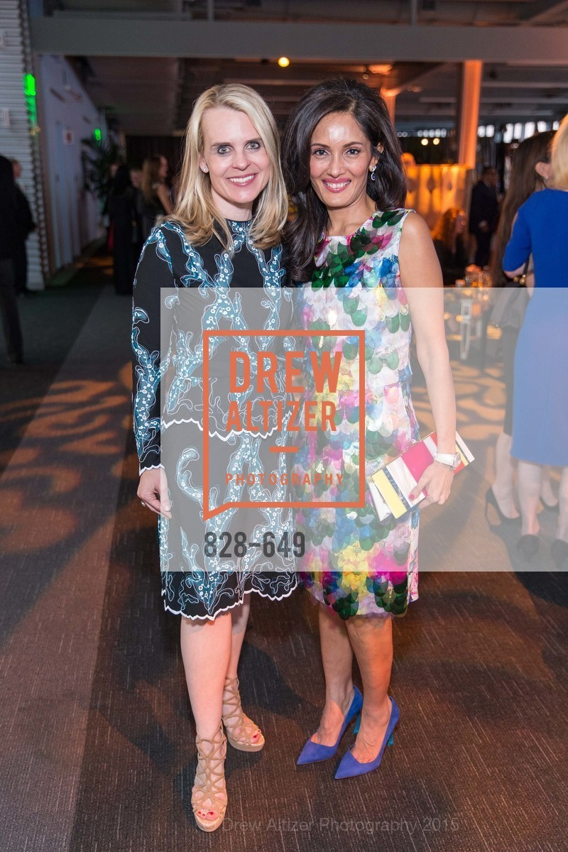 Jane Mudge, Komal Shah, Fashion Forward: An Evening with Erdem presented by SF Opera Guild and Saks Fifth Avenue, Pier 27. Pier 27, The Embarcadero, March 25th, 2015,Drew Altizer, Drew Altizer Photography, full-service event agency, private events, San Francisco photographer, photographer California