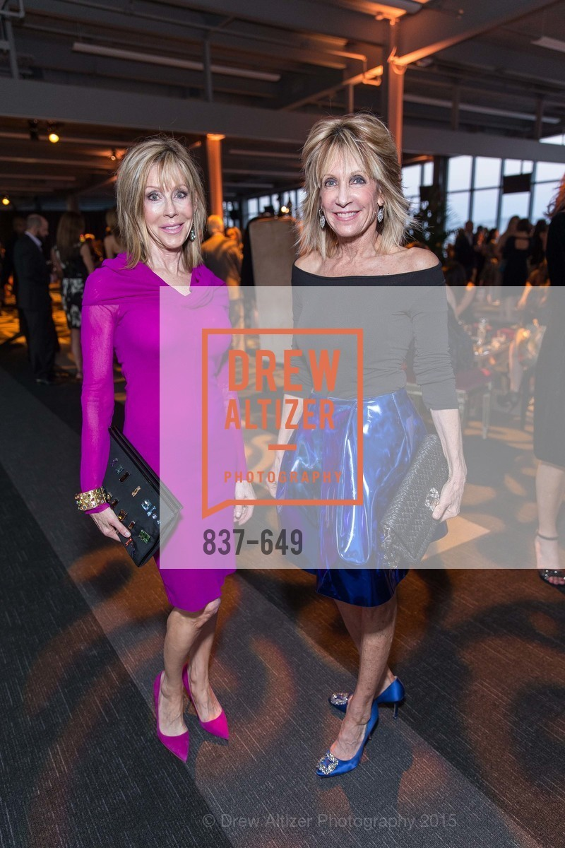 Barbara Winchell, Sandy Mandel, Fashion Forward: An Evening with Erdem presented by SF Opera Guild and Saks Fifth Avenue, Pier 27. Pier 27, The Embarcadero, March 25th, 2015,Drew Altizer, Drew Altizer Photography, full-service agency, private events, San Francisco photographer, photographer california