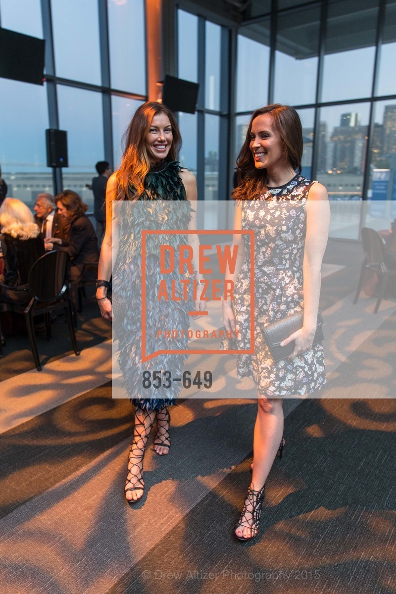 Sarah Somberg, Cierra Sherwin, Fashion Forward: An Evening with Erdem presented by SF Opera Guild and Saks Fifth Avenue, Pier 27. Pier 27, The Embarcadero, March 25th, 2015,Drew Altizer, Drew Altizer Photography, full-service agency, private events, San Francisco photographer, photographer california