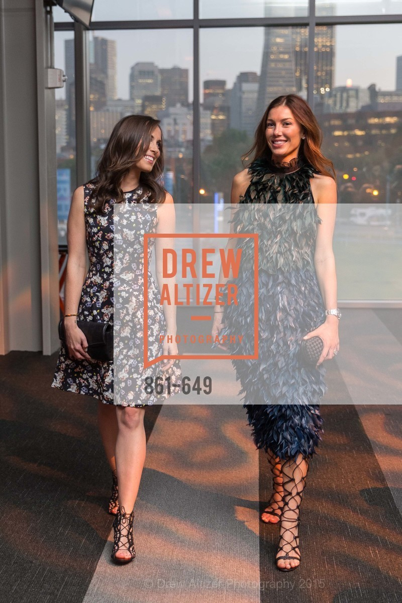 Cierra Sherwin, Sarah Somberg, Fashion Forward: An Evening with Erdem presented by SF Opera Guild and Saks Fifth Avenue, Pier 27. Pier 27, The Embarcadero, March 25th, 2015,Drew Altizer, Drew Altizer Photography, full-service agency, private events, San Francisco photographer, photographer california