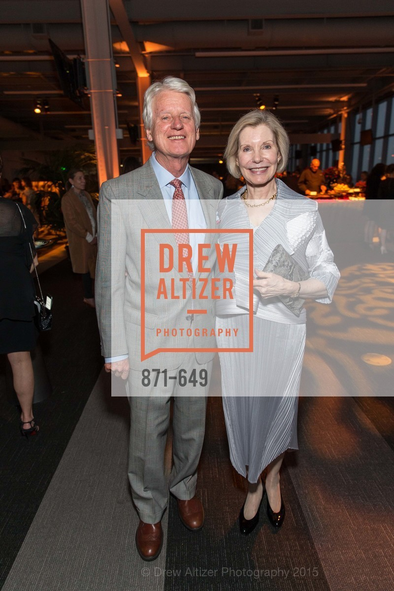 Klaus Murer, Barbara Traisman, Fashion Forward: An Evening with Erdem presented by SF Opera Guild and Saks Fifth Avenue, Pier 27. Pier 27, The Embarcadero, March 25th, 2015,Drew Altizer, Drew Altizer Photography, full-service agency, private events, San Francisco photographer, photographer california