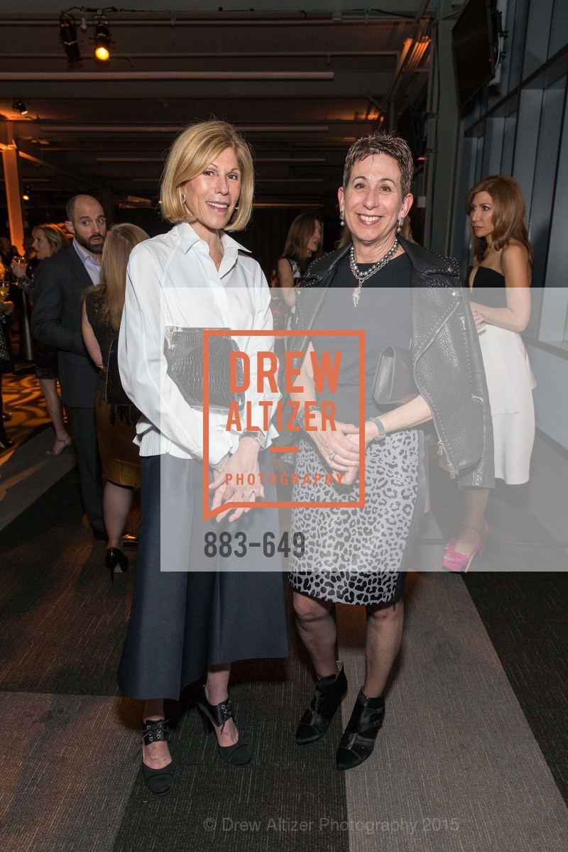 Vicki Kahn, Dana Corvin, Fashion Forward: An Evening with Erdem presented by SF Opera Guild and Saks Fifth Avenue, Pier 27. Pier 27, The Embarcadero, March 25th, 2015